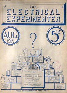 Electrical Experimenter 1913-08