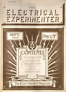 Electrical Experimenter 1913-09