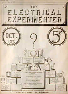 Electrical Experimenter 1913-10