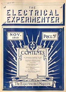 Electrical Experimenter 1913-11