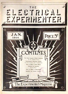 Electrical Experimenter 1914-01