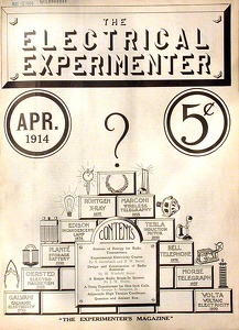 Electrical Experimenter 1914-04