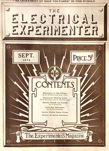 Electrical Experimenter 1914-09