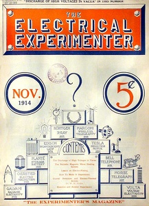 Electrical Experimenter 1914-11