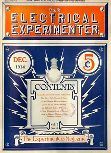 Electrical Experimenter 1914-12