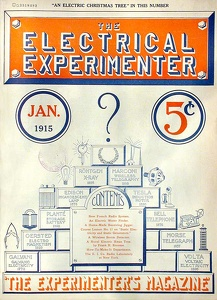 Electrical Experimenter 1915-01