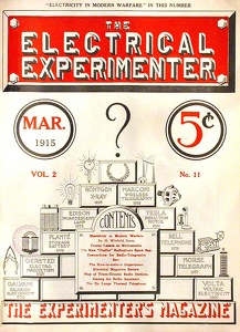Electrical Experimenter 1915-03