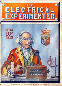 Electrical Experimenter 1915-07