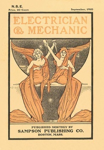 Electrician and Mechanic 1910-09