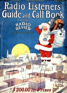 Radio Listener's Guide 1926-Winter
