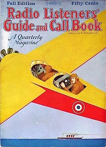 Radio Listener's Guide 1927-Fall