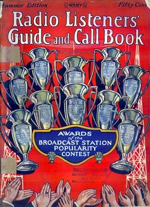 Radio Listener's Guide 1927-Summer