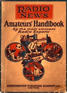 Radio News Amateurs' Handibook 1923