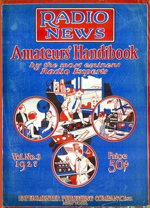 Radio News Amateurs' Handibook 1927-Vol. 3