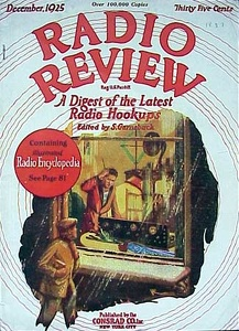 Radio Review 1925-12