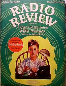 Radio Review 1926-01