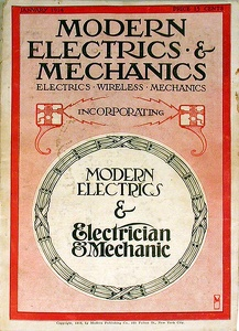 Modern Electrics& Mechanics 1914-01