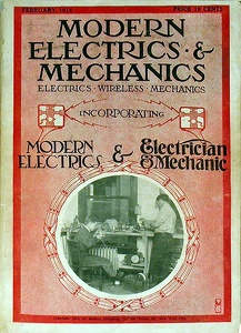Modern Electrics& Mechanics 1914-02