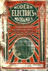 Modern Electrics& Mechanics 1914-03