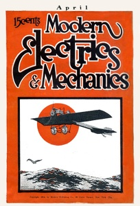Modern Electrics& Mechanics 1914-04