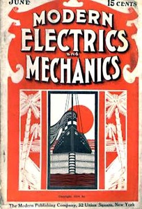 Modern Electrics& Mechanics 1914-06