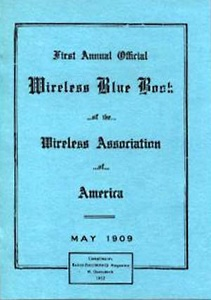 Wireless Blue Book 1909