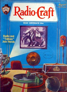Radio-Craft, a Gernsback technical magazine