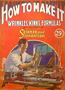 Science and Invention - How to Make It -1929