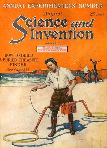 Science and Invention 1921-08