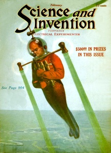 Science and Invention 1922-02