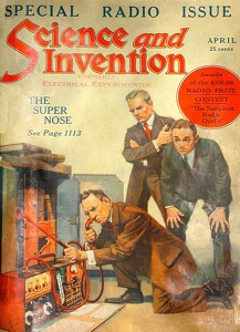 Science and Invention 1922-04