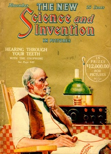 Science and Invention 1923-11