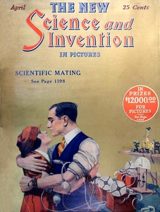 Science and Invention 1924-04