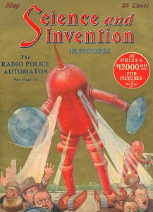 Science and Invention 1924-05
