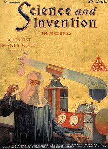 Science and Invention 1924-11