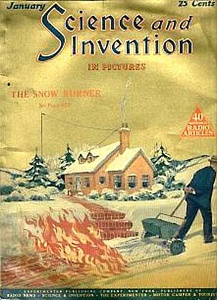 Science and Invention 1925-01