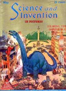Science and Invention 1925-05