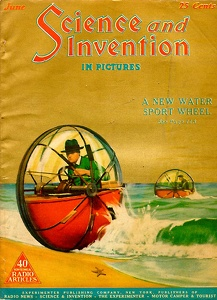 Science and Invention 1925-06
