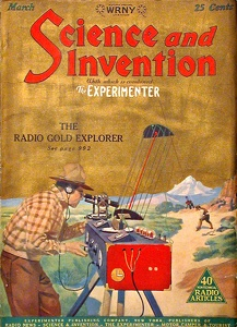 Science and Invention 1926-03