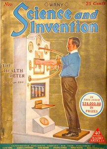 Science and Invention 1926-11