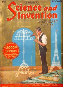 Science and Invention 1926-12