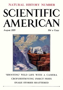 Scientific American 1929-08
