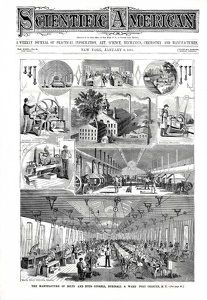 Scientific American 1881-01-08