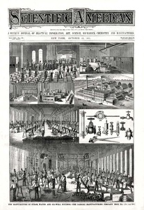 Scientific American 1881-10-22