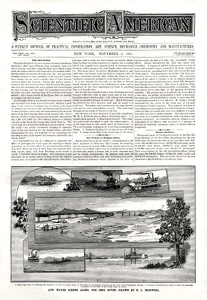 Scientific American 1881-11-05