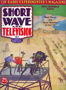 Short Wave and Television 1937-04