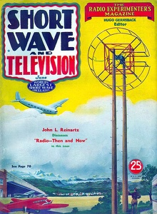 Short Wave and Television 1937-06