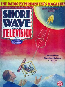 Short Wave and Television 1937-07