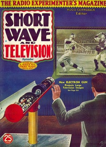 Short Wave and Television 1937-09