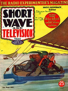 Short Wave and Television 1937-02